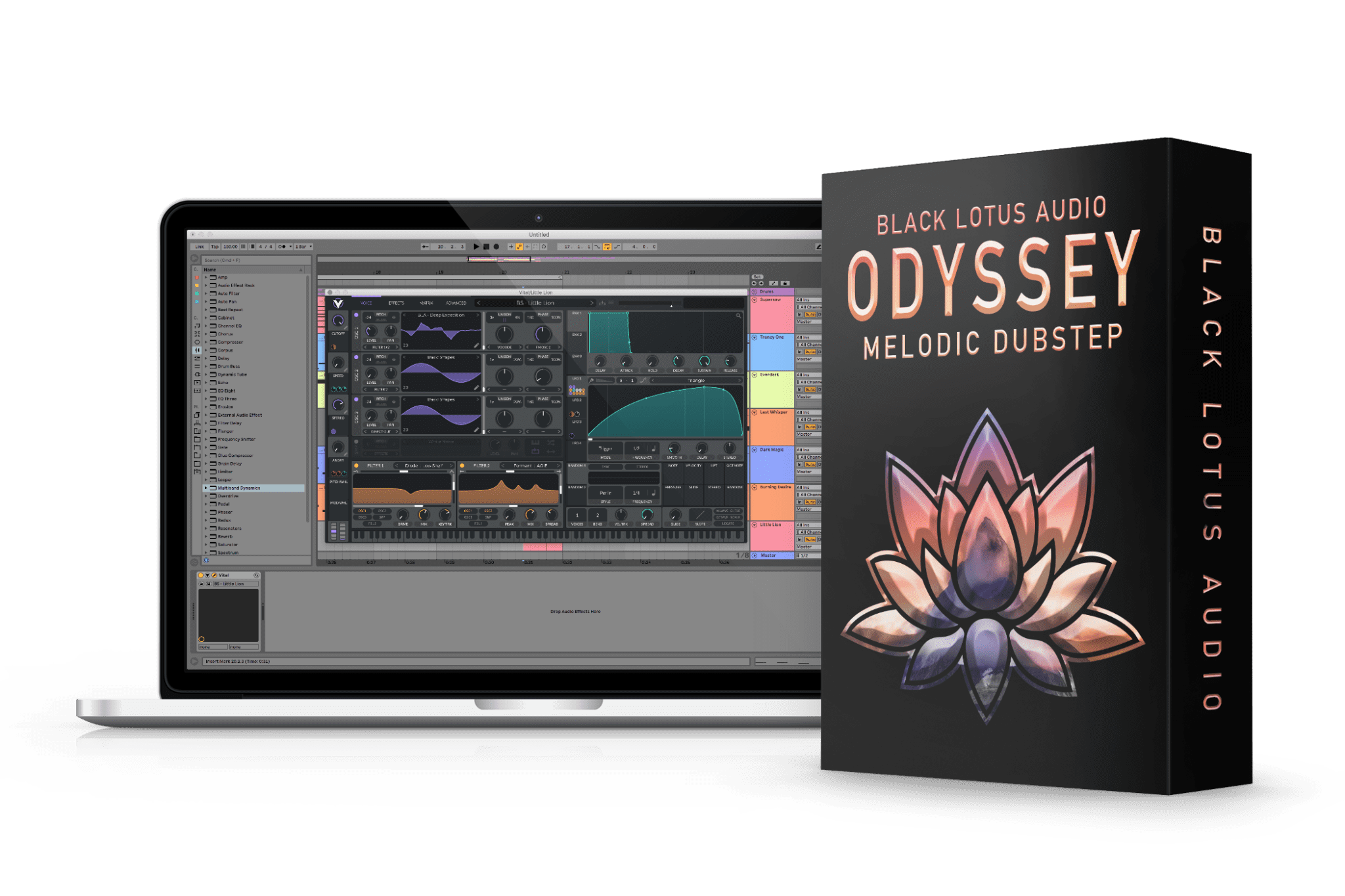 Melodic Dubstep Preset Pack Vital - The Best Melodic Dubstep Presets And Wavetables For Vital