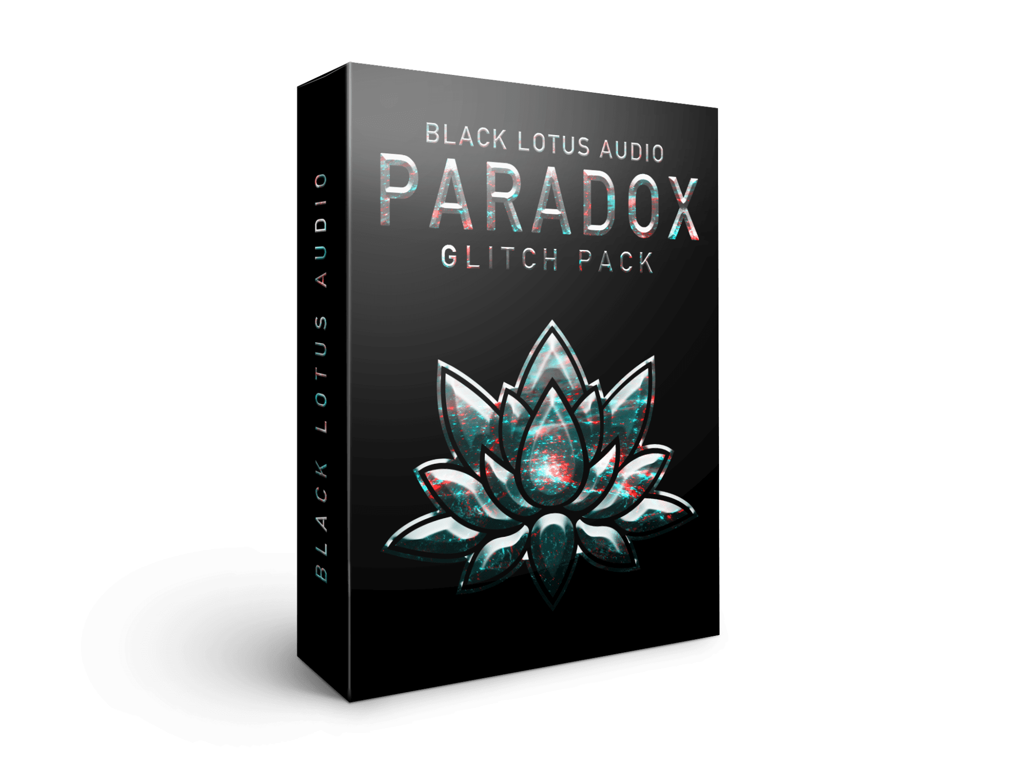glitch sample pack inspired by alien monsters - paradox glitch sample pack